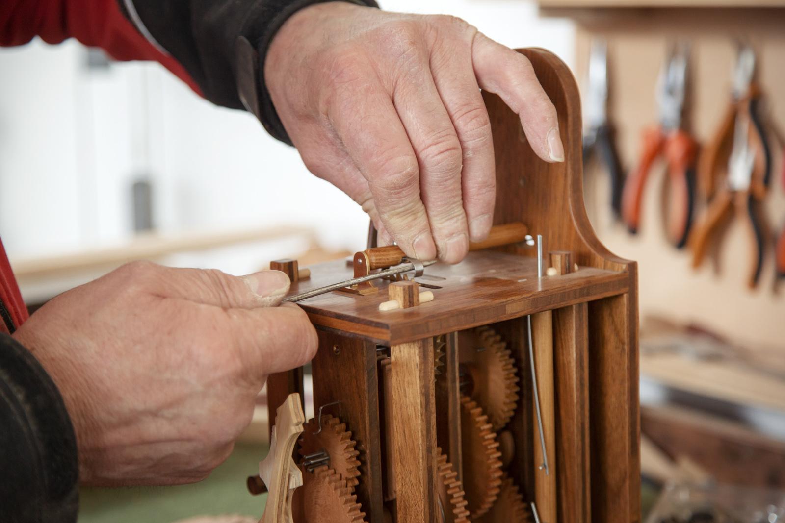 La precisione del legno
